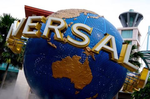Universal Studios Singapore(ユニバーサル・スタジオ・シンガポール)