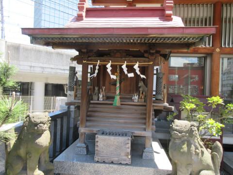 日比谷神社 お堂
