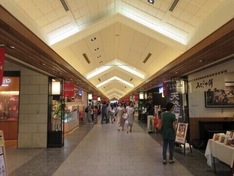 ソラマチ商店街