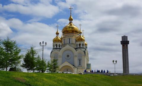 スパソ・プレオブラジェンスキー大聖堂 Спасо-Преображенский собор
