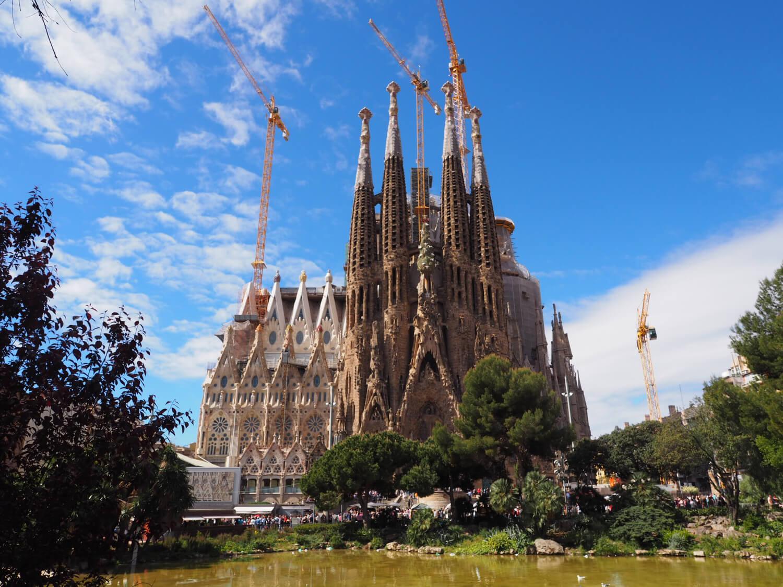 スペインの人気観光スポット30選!絶景、世界遺産、美食、祭り