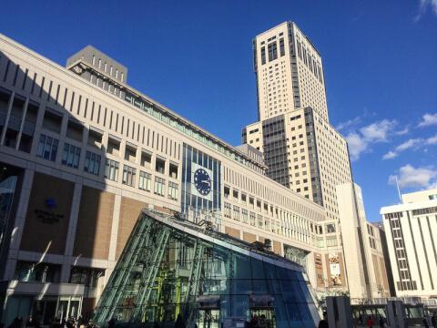 JR札幌駅