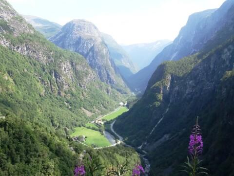スタルハイム渓谷