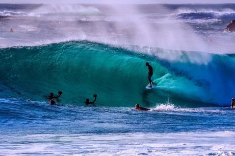 サーファーズパラダイス
