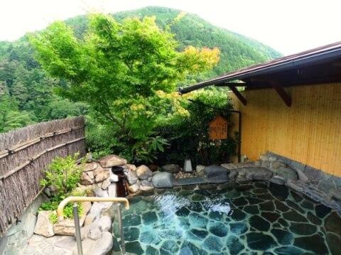 水鳳園露天風呂