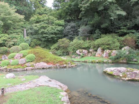 相阿弥の庭