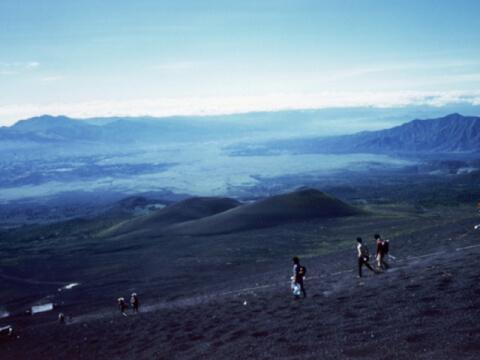 静岡韓国双子山
