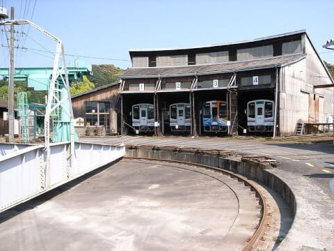静岡観光天竜浜名湖鉄道