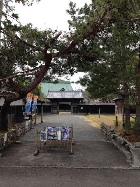 静岡観光江川邸