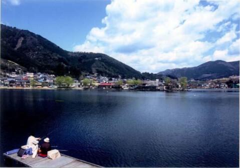 静岡観光野守の池