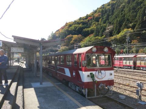 静岡観光大井川鉄道