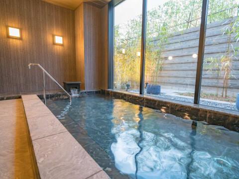 たびのホテル 風呂