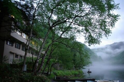 上高地大正池ホテル