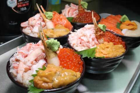 味処たけだ海鮮丼