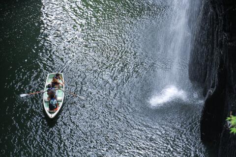 滝真名井の滝