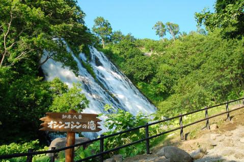 滝オシンコシンの滝
