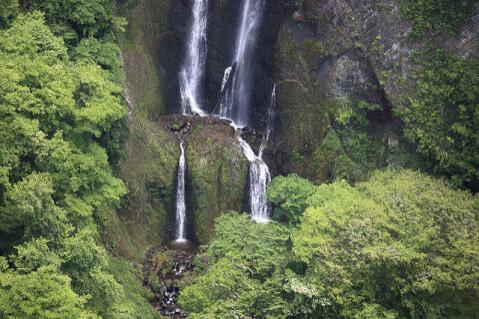 滝震動の滝