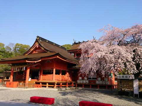 滝白糸の滝浅間神社