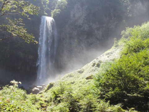 滝平湯大滝
