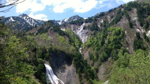 滝滑川大滝