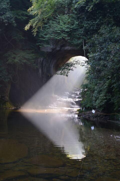 滝濃溝の滝