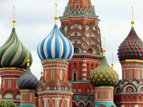 聖ワシリイ大聖堂 Собор Василия Блаженного ロシア