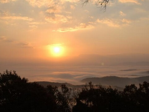 高谷山展望台