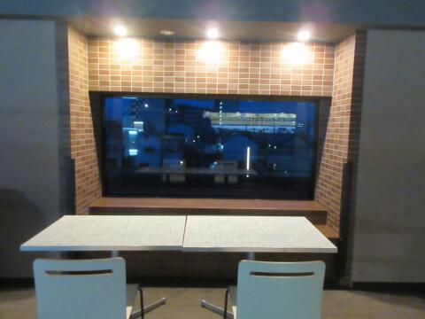 鉄道博物館 窓