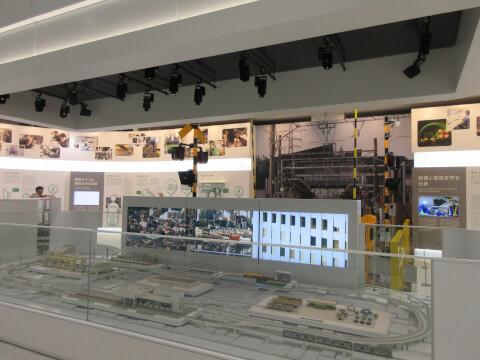 ジオラマ 鉄道博物館