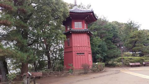哲学公園 塔