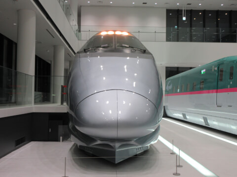 鉄道博物館 つばさ