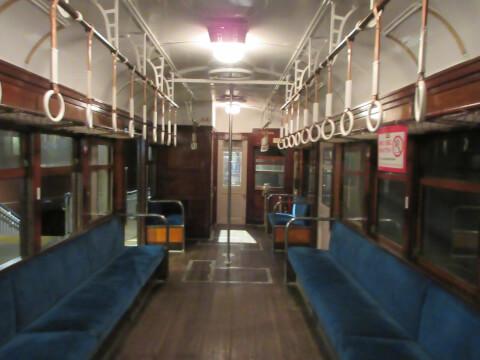 鉄道博物館 車内
