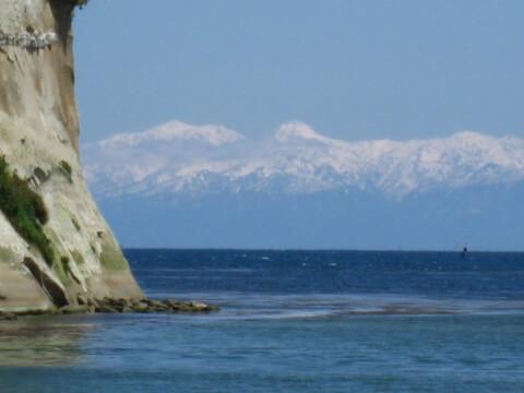 能登 見付海岸