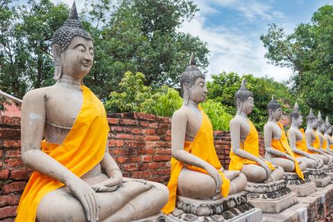 タイのおすすめ観光スポット、アユタヤ