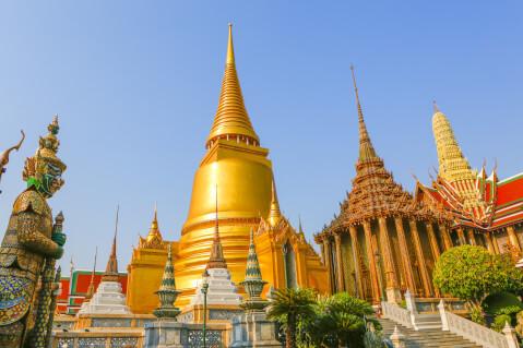 ワット・プラケオ バンコク タイ