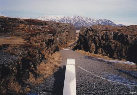 シンクヴェトリル国立公園 アイスランド