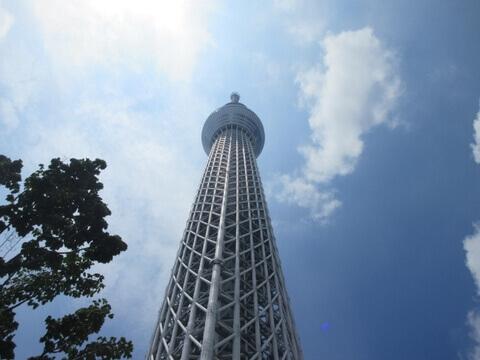 東京スカイツリー 場所