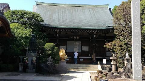 本堂 東覚寺