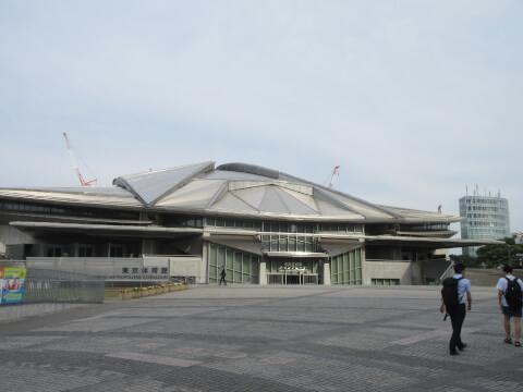 ダガヤサンドウ 体育館