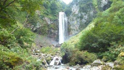 高山 平湯大滝