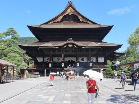 戸隠神社 本堂