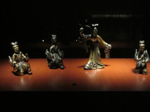 宝物館 仏像