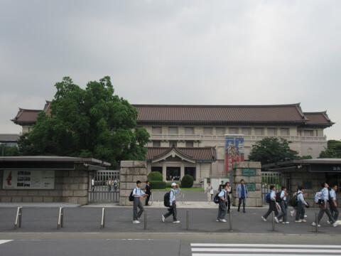 国立博物館 アクセス