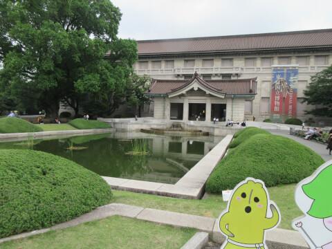 国立博物館 本館
