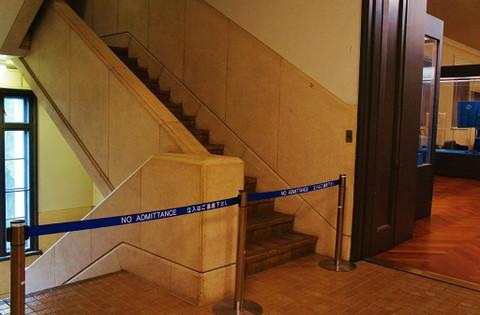 時かけ:東京国立博物館で魔女おばさんがいたところ(実写)