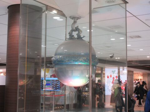 東京駅_銀の鈴