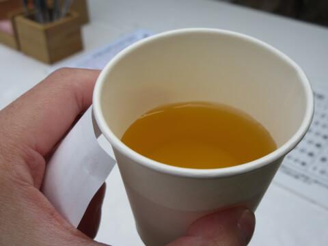 おみくじ 東京大神宮 お茶