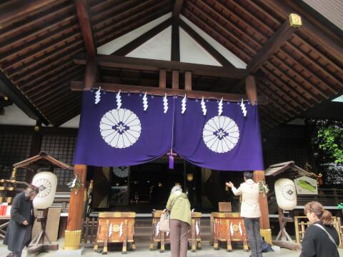 本殿 東京大神宮