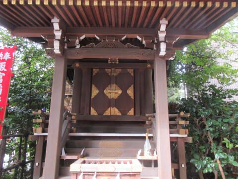 稲荷神社 東京大神宮