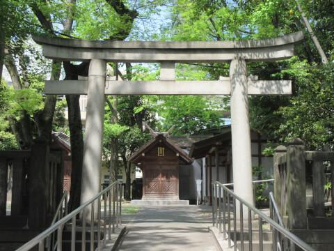 末社 富岡八幡宮